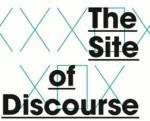 Imagem para página The Site of Discourse