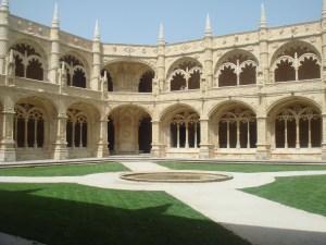 Claustro do Mosteiro dos Jerónimos