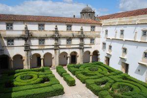 Claustro dos Corvos (Convento de Cristo,  Tomar)