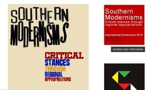 Imagem site Modernismos do Sul