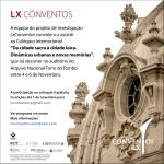 CONVITE LXCONVENTOS
