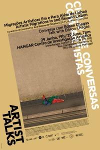 Cartaz Migrações Artísticas Junho 2016