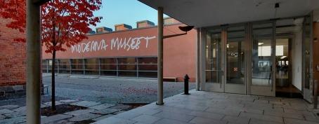 Entré, Moderna Museet, 25 september 2007