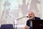 """Conferência de abertura dia 9 Novembro, Horácio Fernandez """"Política e Fololibros"""""""