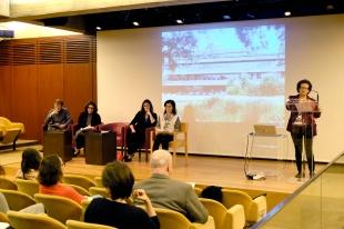 Sessão de Abertura (Professora Raquel Henriques da Silva)