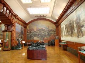 Museu Militar de Lisboa, Salas da Grande Guerra, abertas ao público em 1936