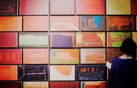 VERITAS Art Auctioneers_Pedro Calapez_A JANELA ABERTA