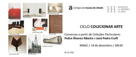 Ciclo Colecionar Arte 14 dez.