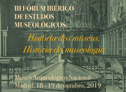 III Forum Iberico de Estudos Museologicos - banner site IHA