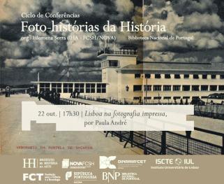 Lisboa na Fotografia impressa