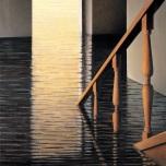 Interior com escada (A Grande Cheia), 1996 - col. particular