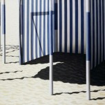 Interior da Barraca (Praias), 1989