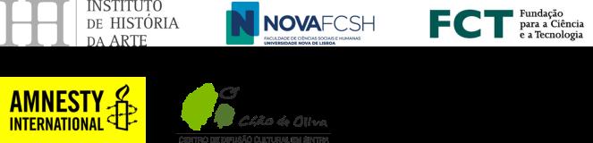 banner logos art and human rights